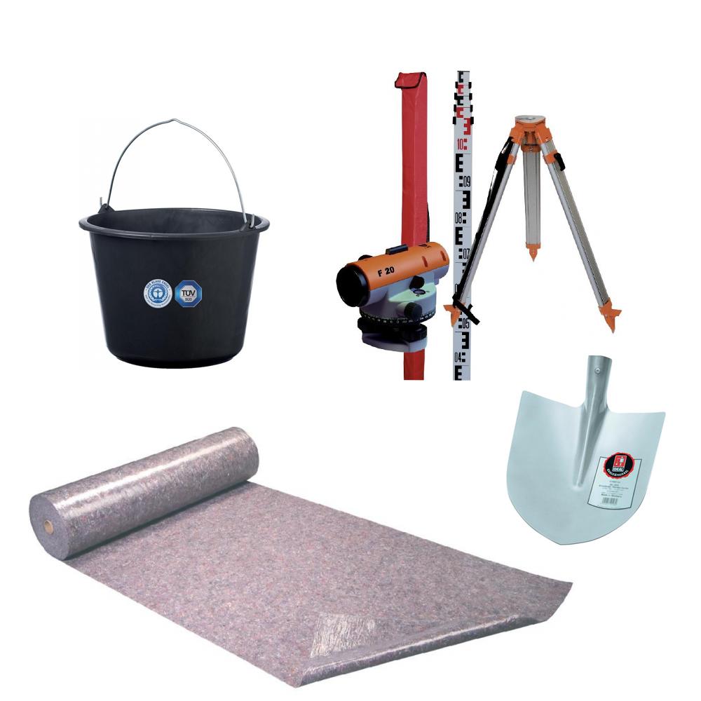 Baubedarf / Malerbedarf
