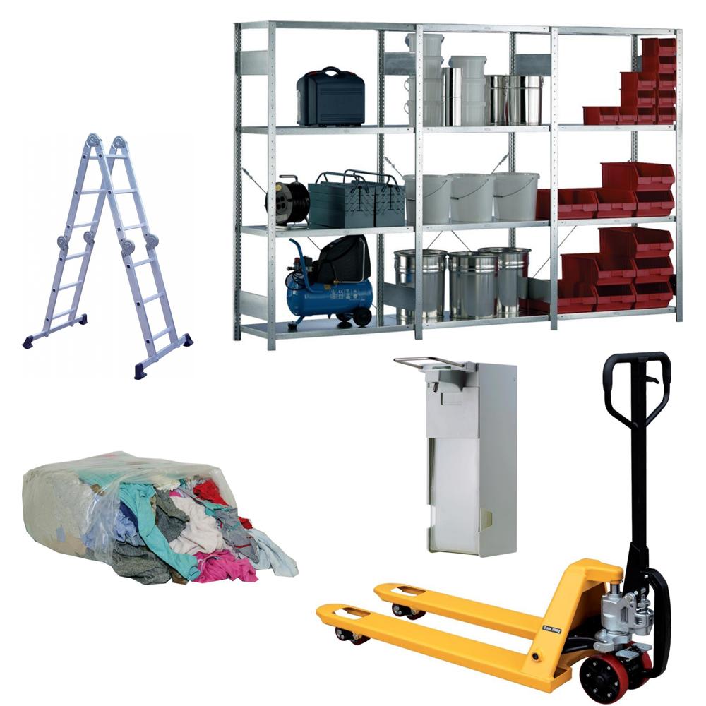 Werkstattbedarf / Betriebsbedarf