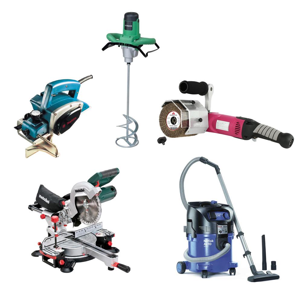 Staubsauger, 230 Volt Werkzeuge