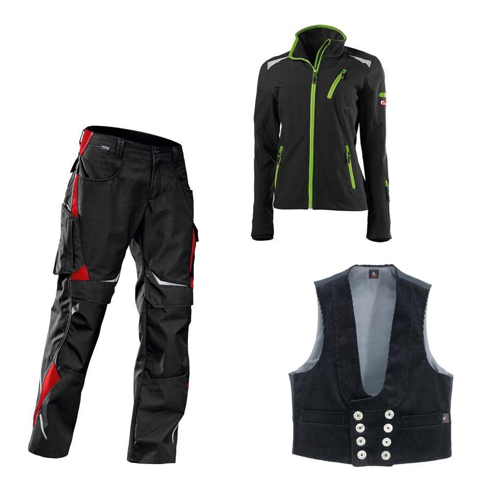 Berufs- und Schutzkleidung, Forstkleidung, Zunftkleidung